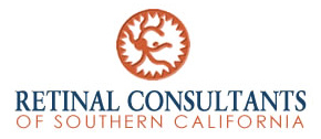 Retinal Consultants of Southern California logo for print
